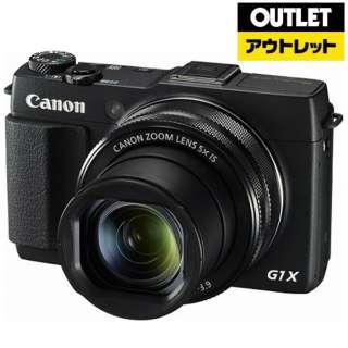 【アウトレット品】 PSG1XMARKII コンパクトデジタルカメラ PowerShot(パワーショット) 【展示品】