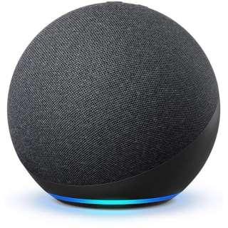 Echo (エコー) 第4世代 - スマートスピーカーwith Alexa - プレミアムサウンド&スマートホームハブ チャコール B085G2227B [Bluetooth対応 /Wi-Fi対応]