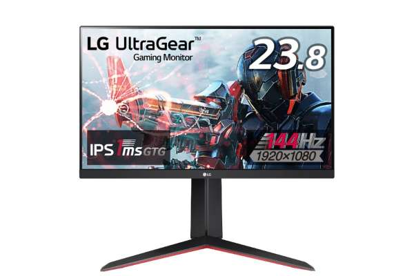 LG「UltraGear」24GN650-B