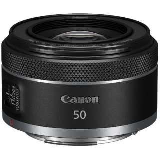 カメラレンズ RF50mm F1.8 STM [キヤノンRF /単焦点レンズ]