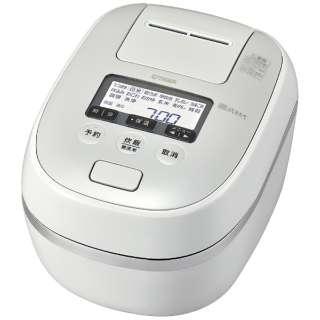 圧力IH炊飯器 炊きたて ご泡火炊き オーガニックホワイト JPD-G060WG [圧力IH /3.5合]