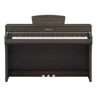 電子ピアノ Clavinova ダークウォルナット調 CLP-735DW [88鍵盤]