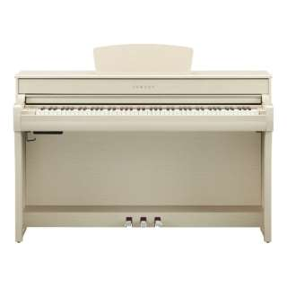 電子ピアノ Clavinova ホワイトアッシュ調 CLP-735WA [88鍵盤]