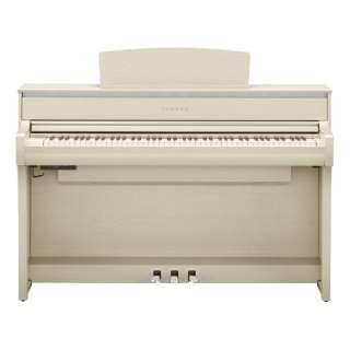 電子ピアノ Clavinova ホワイトアッシュ調 CLP775WA [88鍵盤]