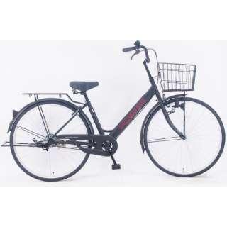 26型 自転車 ダカラットベース(マットブラック/シングルシフト) FV-B260BA-C【2021年モデル】 【組立商品につき返品不可】