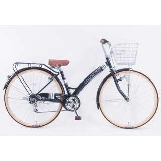27型 自転車 コロネットノエル(ブルー/外装6段変速) CA_W276BK_HD_BAA_C【2021年モデル】 【組立商品につき返品不可】