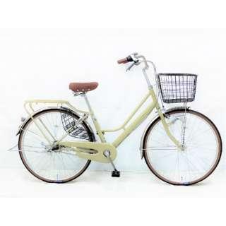26型 自転車 レセファロ(カフェ/内装3段変速) FH_W263R_HD_BAA_BC_C 【組立商品につき返品不可】
