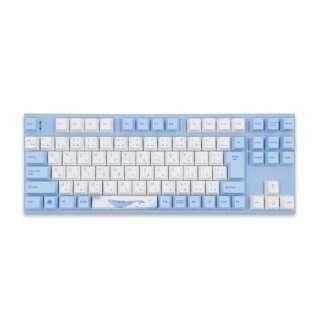 ゲーミングキーボード Sea Melody 銀軸 vm-va92-wbpe7hj-silver [USB /有線]