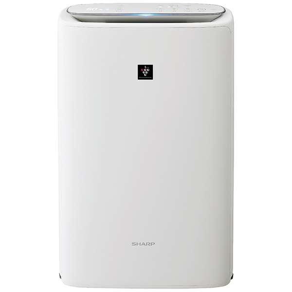 加湿空気清浄機 ホワイト系 KI-NS50-W [適用畳数:23畳 /最大適用畳数(加湿):18畳 /PM2.5対応]