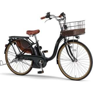 電動アシスト自転車 PAS With DX マットブラック2 PA26WDX [26インチ /3段変速] 【2021年モデル】【組立商品につき返品不可】