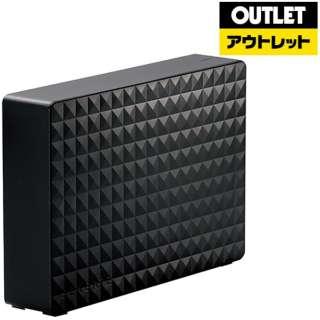 【アウトレット品】 外付けハードディスク SGDMX060UBK [据え置き型 /6TB] 【生産完了品】