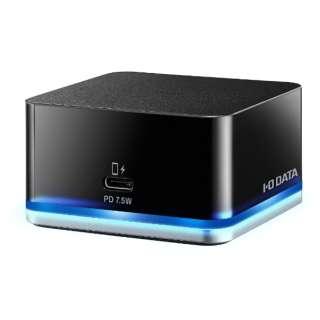 スマートフォン向け USB-PD対応 ゲーミングドッキングステーション ブラック US3C-DS/SP