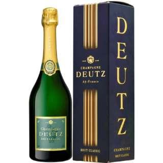ドゥッツ ブリュット・クラシック NV 750ml【シャンパン】