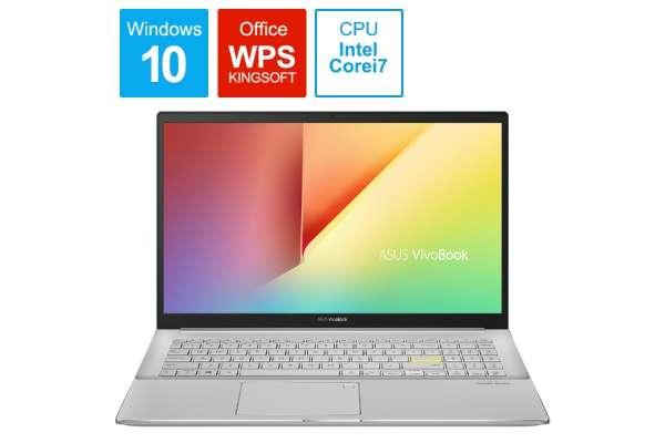 ASUS「VivoBook S15」S533EA-BQ030T