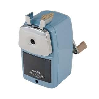 エンゼル5 プレミアム3 鉛筆削器 ライトブルー A5PR3-T