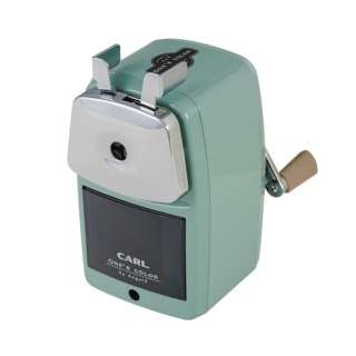 エンゼル5 ロイヤル3 鉛筆削器 ライトグリーン A5RY3-U