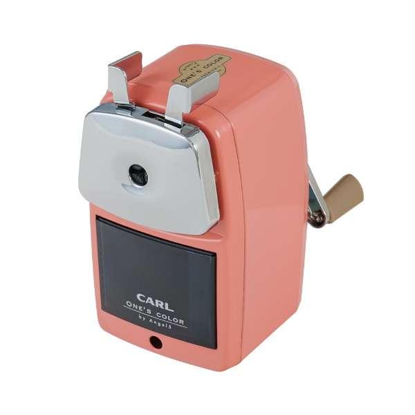 エンゼル5 プレミアム3 鉛筆削器 ピンク A5PR3-P