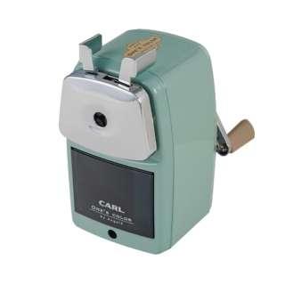エンゼル5 プレミアム3 鉛筆削器 ライトグリーン A5PR3-U