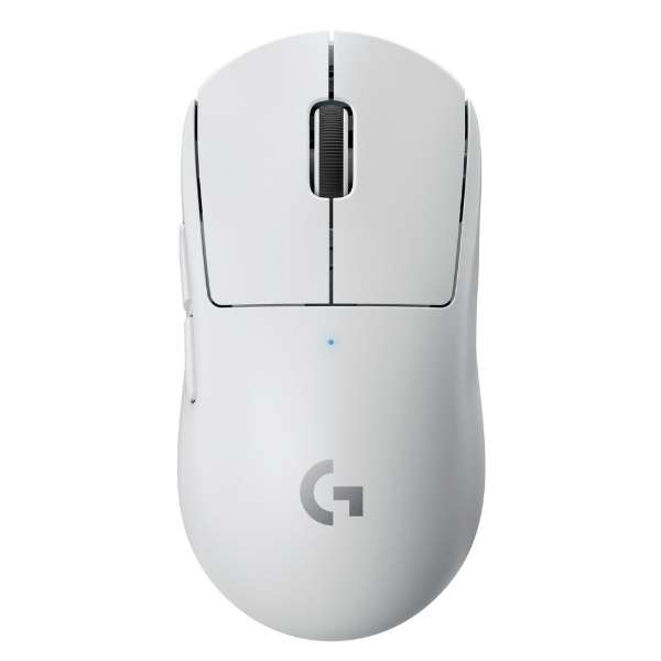 G-PPD-003WL-WH ゲーミングマウス PRO X SUPERLIGHT ホワイト [光学式 /5ボタン /USB /無線(ワイヤレス)]