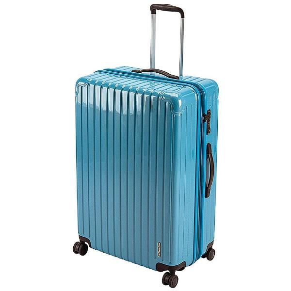 パルティール スーツケースTSAロック付きWFタイプL(ファインブルー) UV-0070