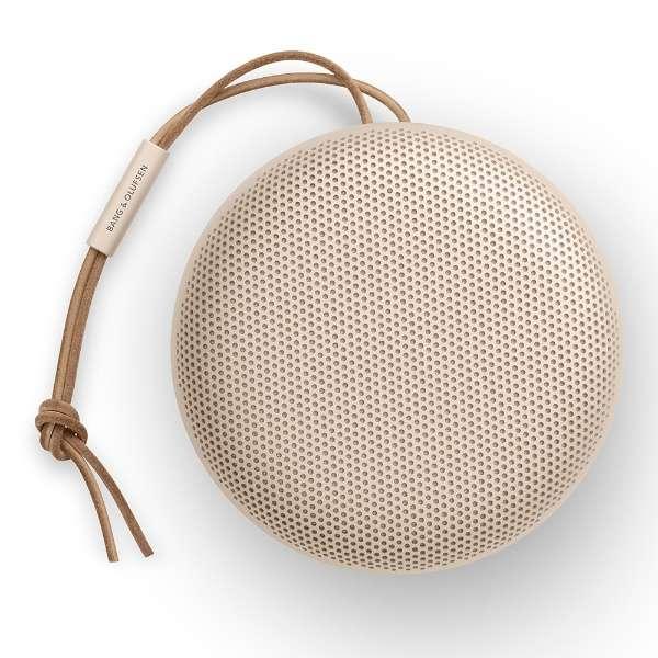 ブルートゥーススピーカー ゴールドトーン BEOSOUND-A1-2ND-GOLDTONE [Bluetooth対応]