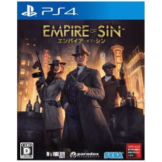 Empire of Sin エンパイア・オブ・シン 【PS4】