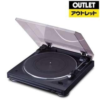 【アウトレット品】 レコードプレーヤー (ブラック) DP-29F-K [フォノイコライザー内蔵] 【外装不良品】
