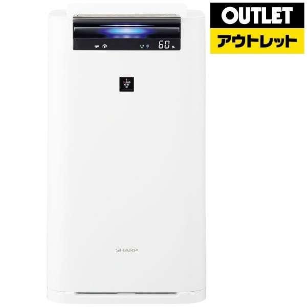 【アウトレット品】 KI-JS70-W 加湿空気清浄機 ホワイト系 [適用畳数:31畳 /最大適用畳数(加湿):18畳 /PM2.5対応] 【生産完了品】