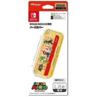 Nintendo Switch Lite専用 ハードカバー スーパーマリオ 3D HROH-01SM3 【Switch Lite】