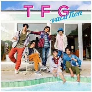 TFG/ vacaTion 初回限定盤 【CD】