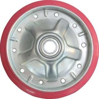 TRUSCO ドラム缶運搬車HT67N用 車輪φ250 HT-P250