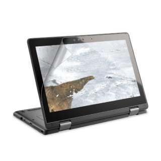 ASUS Chromebook Flip C214MA用 指紋防止フィルム 反射防止 EF-CBAS03FLST