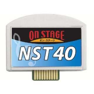 Nシリーズ専用曲チップ PKNST40