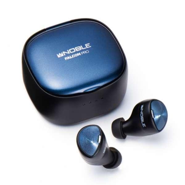 フルワイヤレスイヤホン ブラック NOB-FALCONPRO-B [マイク対応 /ワイヤレス(左右分離) /Bluetooth]