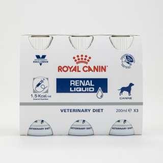 ロイヤルカナン 犬 腎臓サポート リキッド 200ml×3