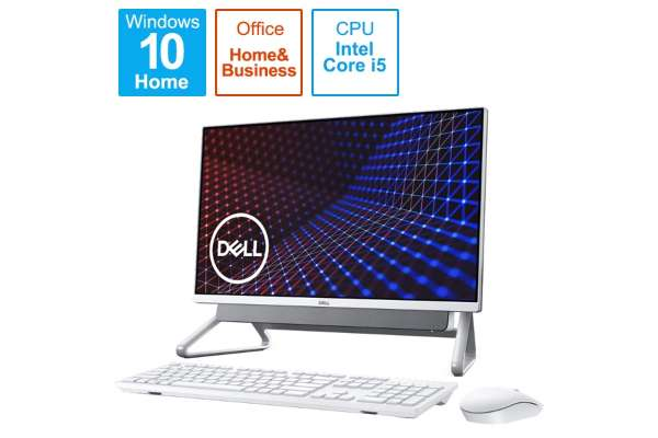 DELL「Inspiron 24 5400」FI557-AWHBSC