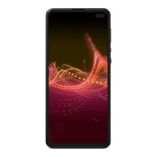 【防水・防塵・おサイフケータイ】AQUOS sense4 plus ブラック 「SHM16B」Snapdragon 720 6.7型 メモリ/ストレージ:8GB/128GB nanoSIM×2 DSDV対応 SIMフリースマートフォン