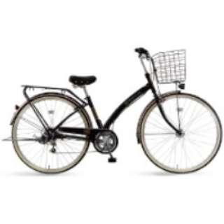 27型 自転車 ルネシック276(ブラック/外装6段《適応身長:148cm~》)MK-21-041 【2021年モデル】 【組立商品につき返品不可】