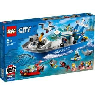 60277 ポリスパトロールボート