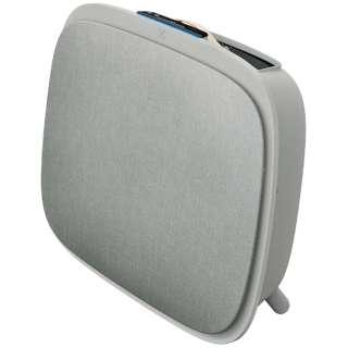 空気清浄機 Well A7 ライトグレー WA71-305GY [適用畳数:25畳 /PM2.5対応]