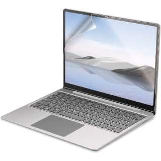 Surface Laptop Go用 指紋防止フィルム 反射防止 EF-MSLGFLST