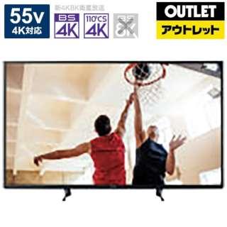 【アウトレット品】 TH55GX755 液晶TV [55V型 /4K対応 /BS・CS 4Kチューナー内蔵 /YouTube対応] 【生産完了品】