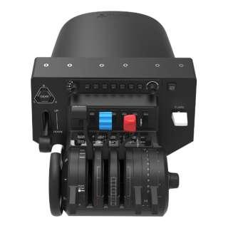 オールインワンコクピットシステム BRAVO THROTTLE QUADRANT ブラック HAN-BTQ-01 [USB /Windows・Mac OS]