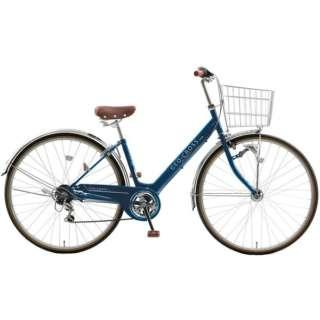 27型 自転車 ジオクロスプラス276(Gブルー/外装6段変速) FV76BK【2021年モデル】 【組立商品につき返品不可】