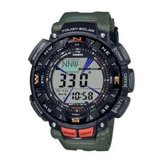 【ソーラー時計】 PROTREK(プロトレック)PRG-240 PRG-240-3JF