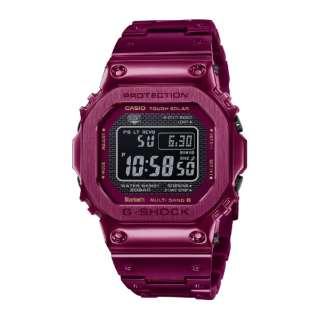 【Bluetooth搭載ソーラー電波時計】G-SHOCK (Gショック) GMW-B5000RD-4JF