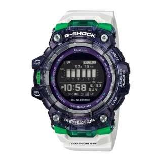 【Bluetooth搭載時計】G-SHOCK(Gショック)G-SQUAD(Gスクワッド) GBD-100SM-1A7JF