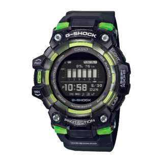 【Bluetooth搭載時計】G-SHOCK(Gショック)G-SQUAD(Gスクワッド) GBD-100SM-1JF