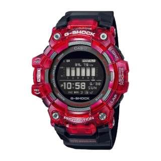 【Bluetooth搭載時計】G-SHOCK(Gショック)G-SQUAD(Gスクワッド) GBD-100SM-4A1JF