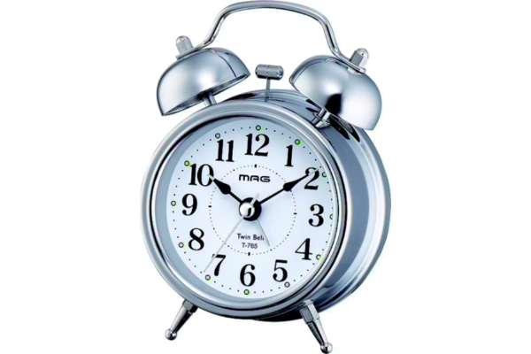 ノア精密「目覚まし時計」T-765SZ